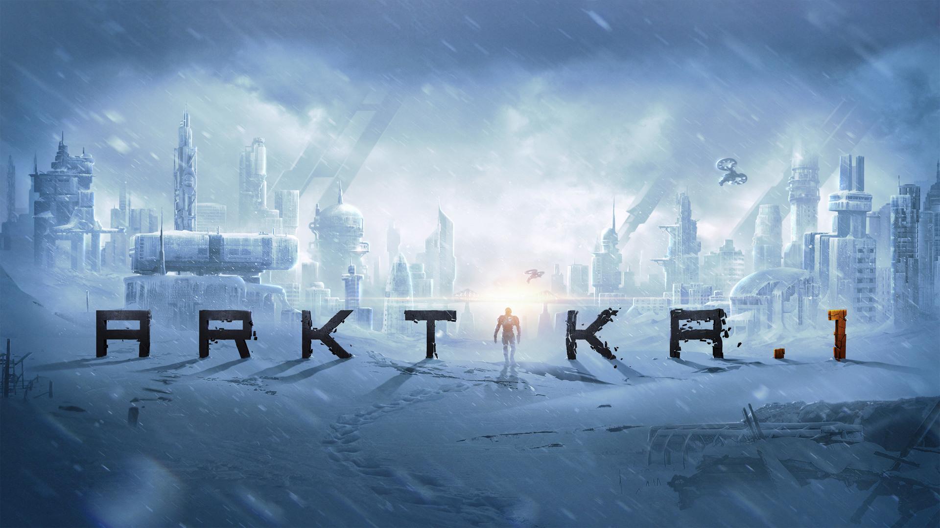 Создатели Metro опубликовали релизный трейлер шутера Arktika.1