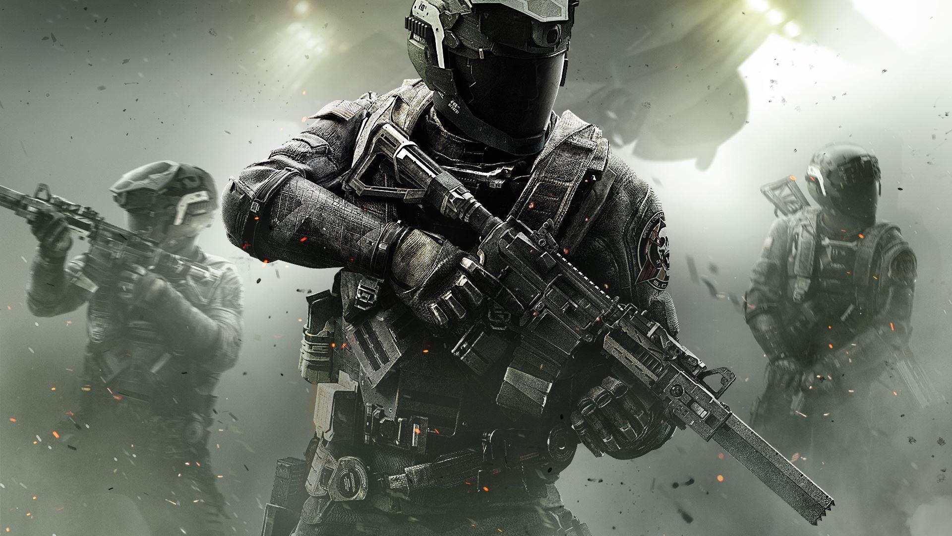 Скидки на выходных в Steam — серия Call of Duty, издатель Iceberg и Road Redemption