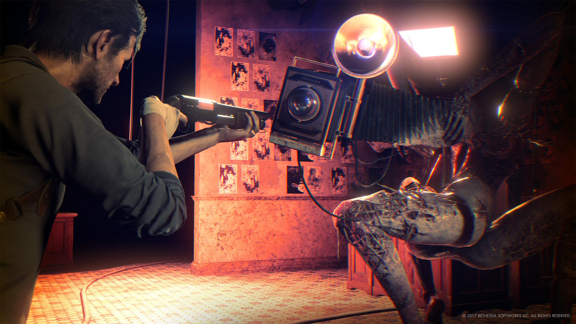 Посмотрите новые скриншоты The Evil Within 2 и узнайте детали