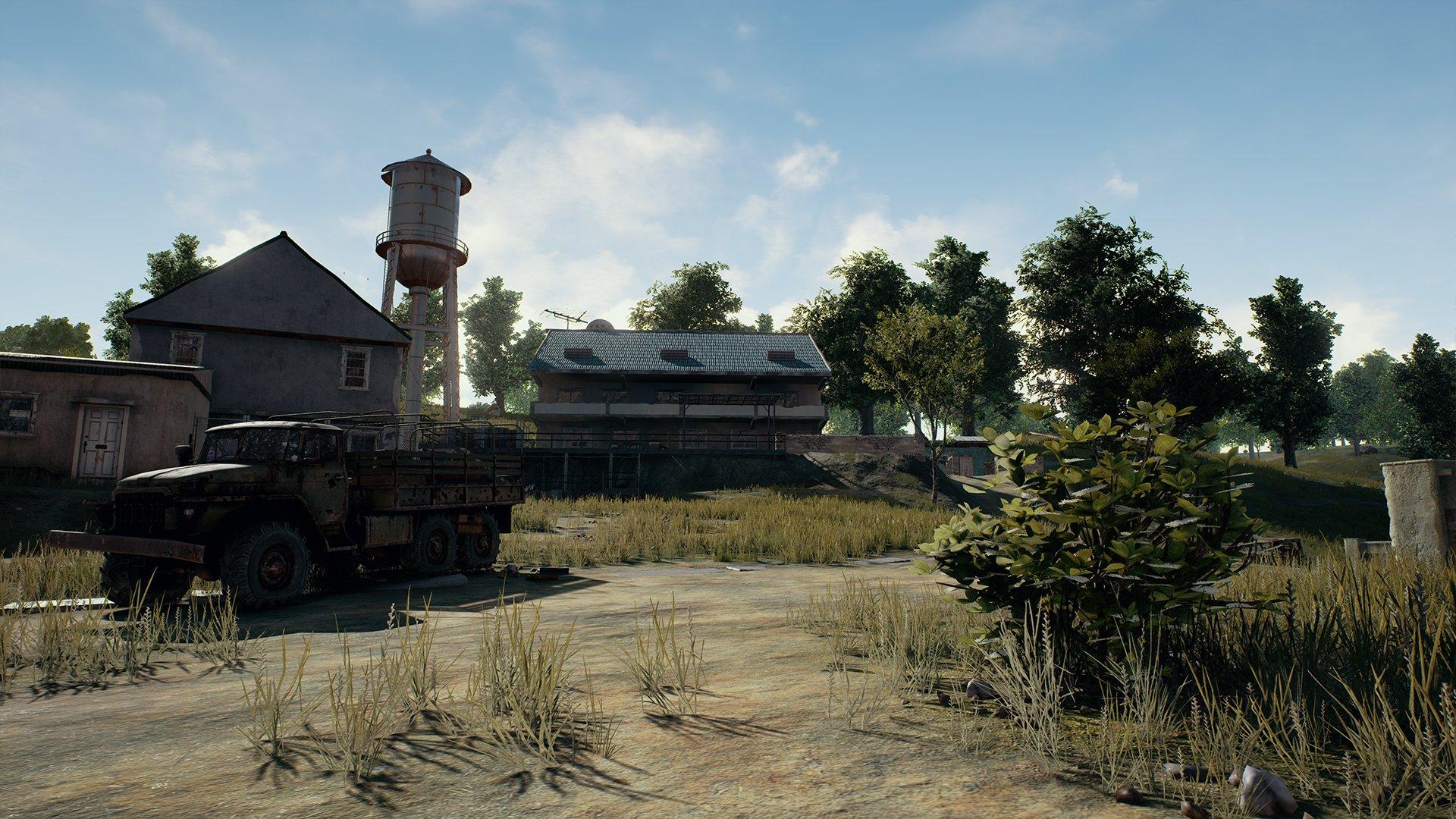 В Playerunknown's Battlegrounds зафиксирована активность в 2 млн. игроков