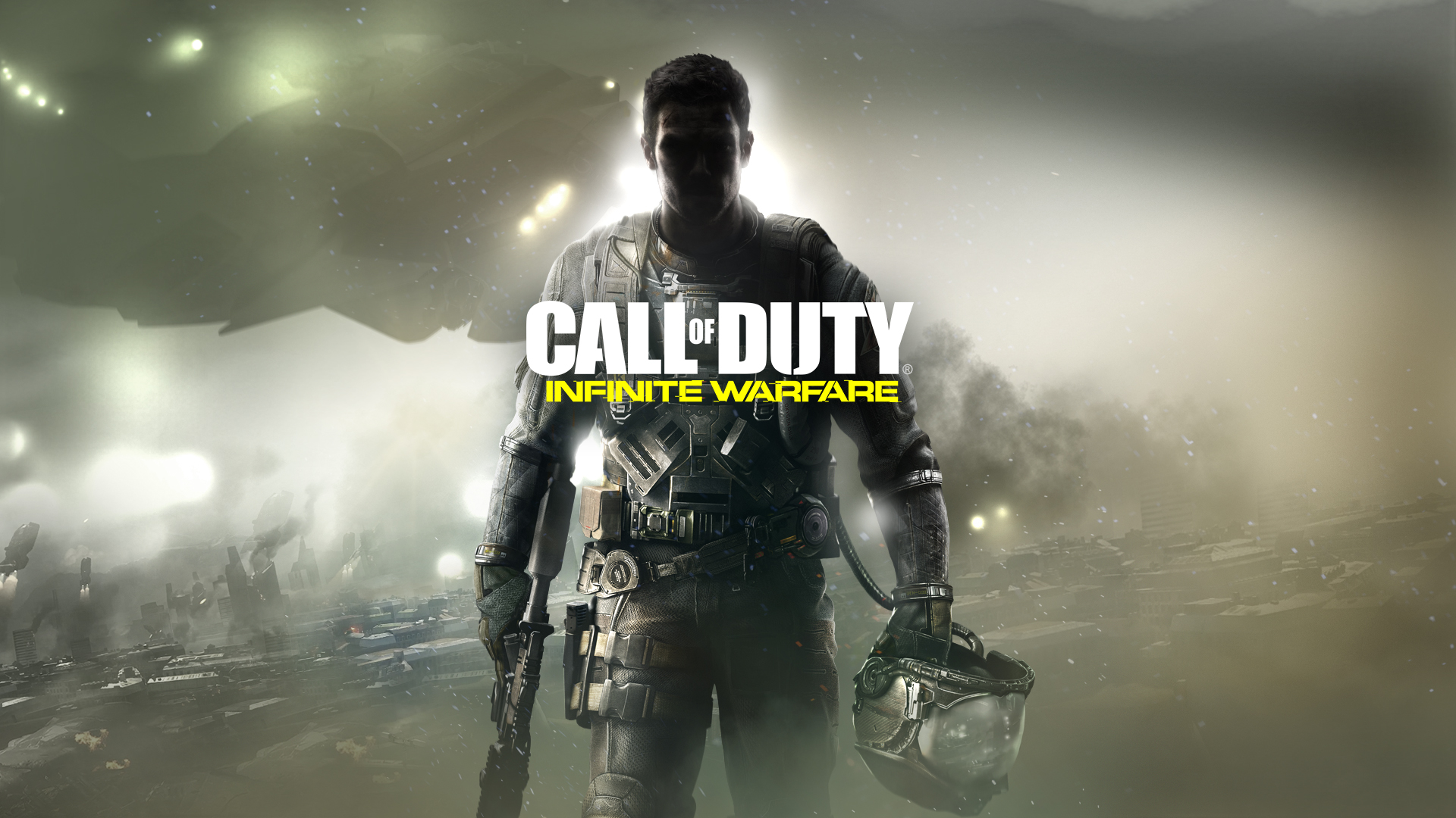 В Call of Duty: Infinite Warfare начался Хэллоуин