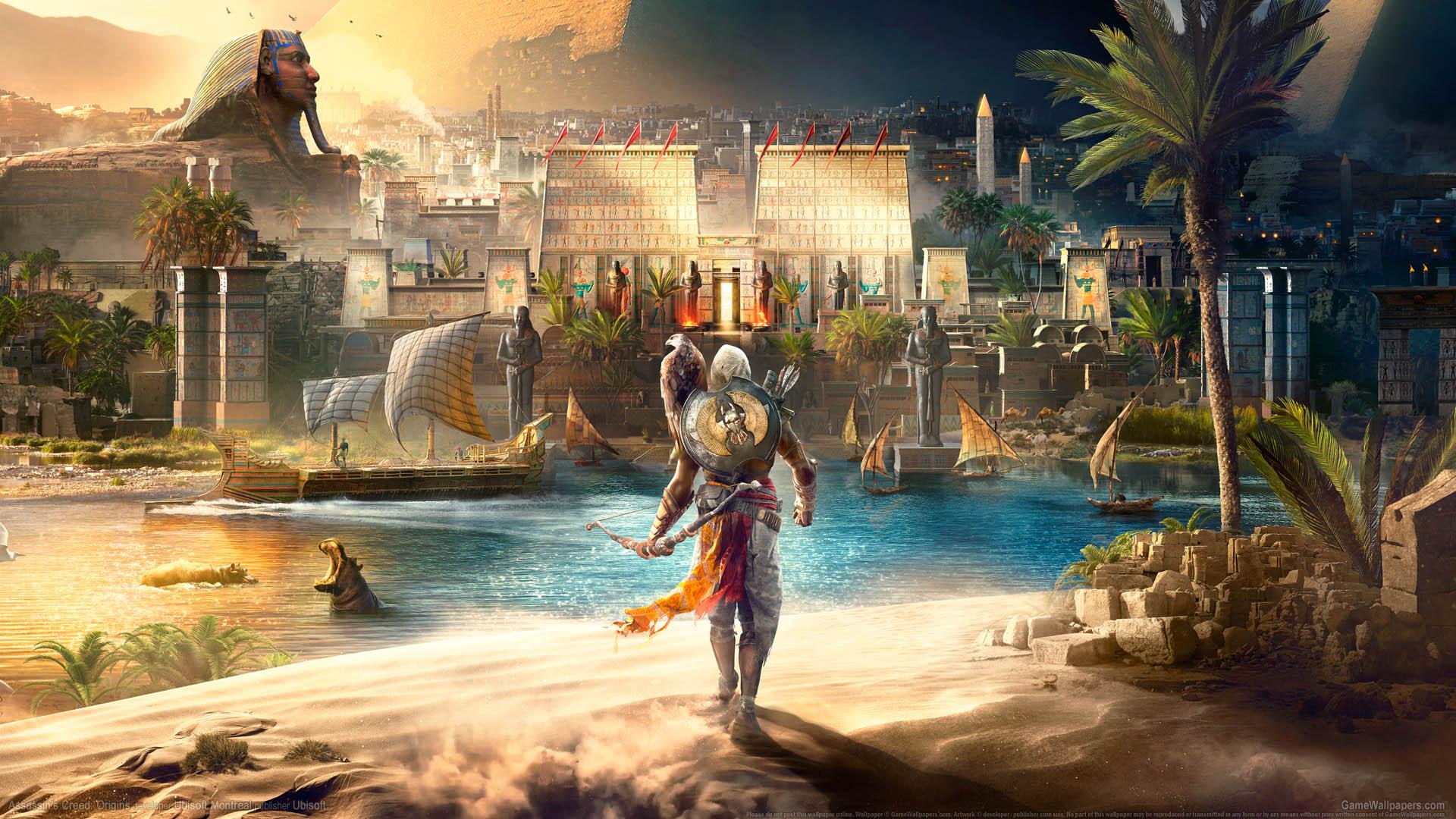 В Assassin's Creed: Origins можно будет покупать сундуки с оружием