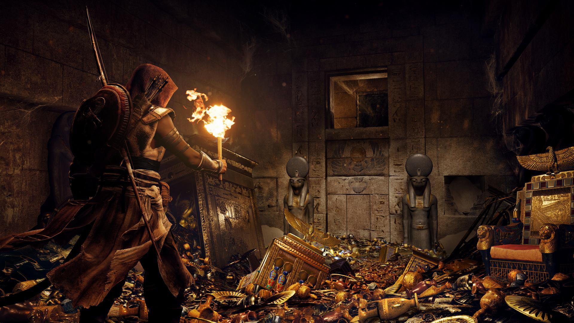 Раскрыты подробности дополнений для Assassin's Creed: Origins