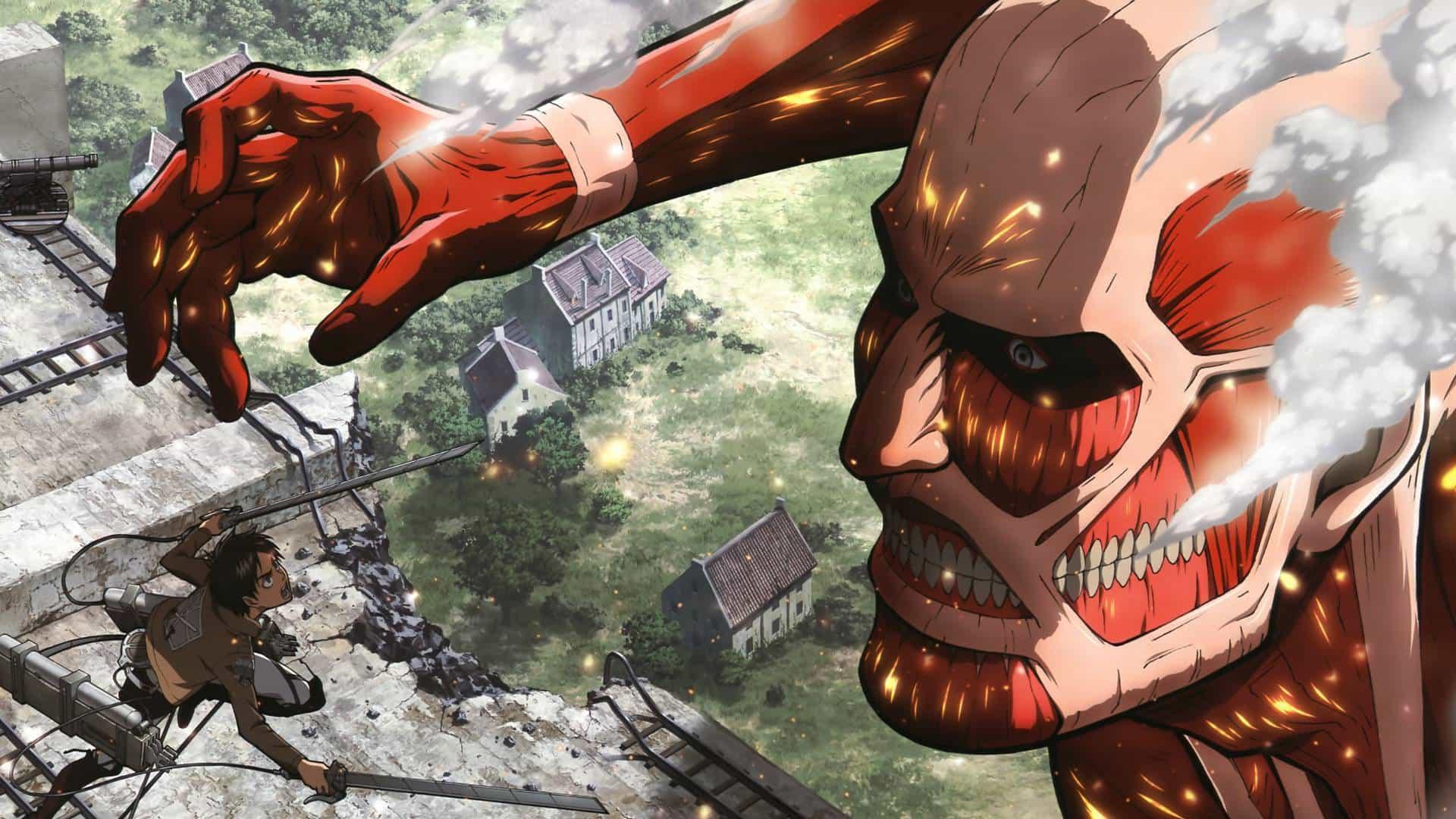 В Attack on Titan 2 будет более 30 играбельных героев