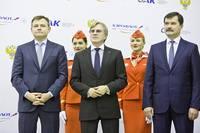 Гендиректор Аэрофлота Савельев