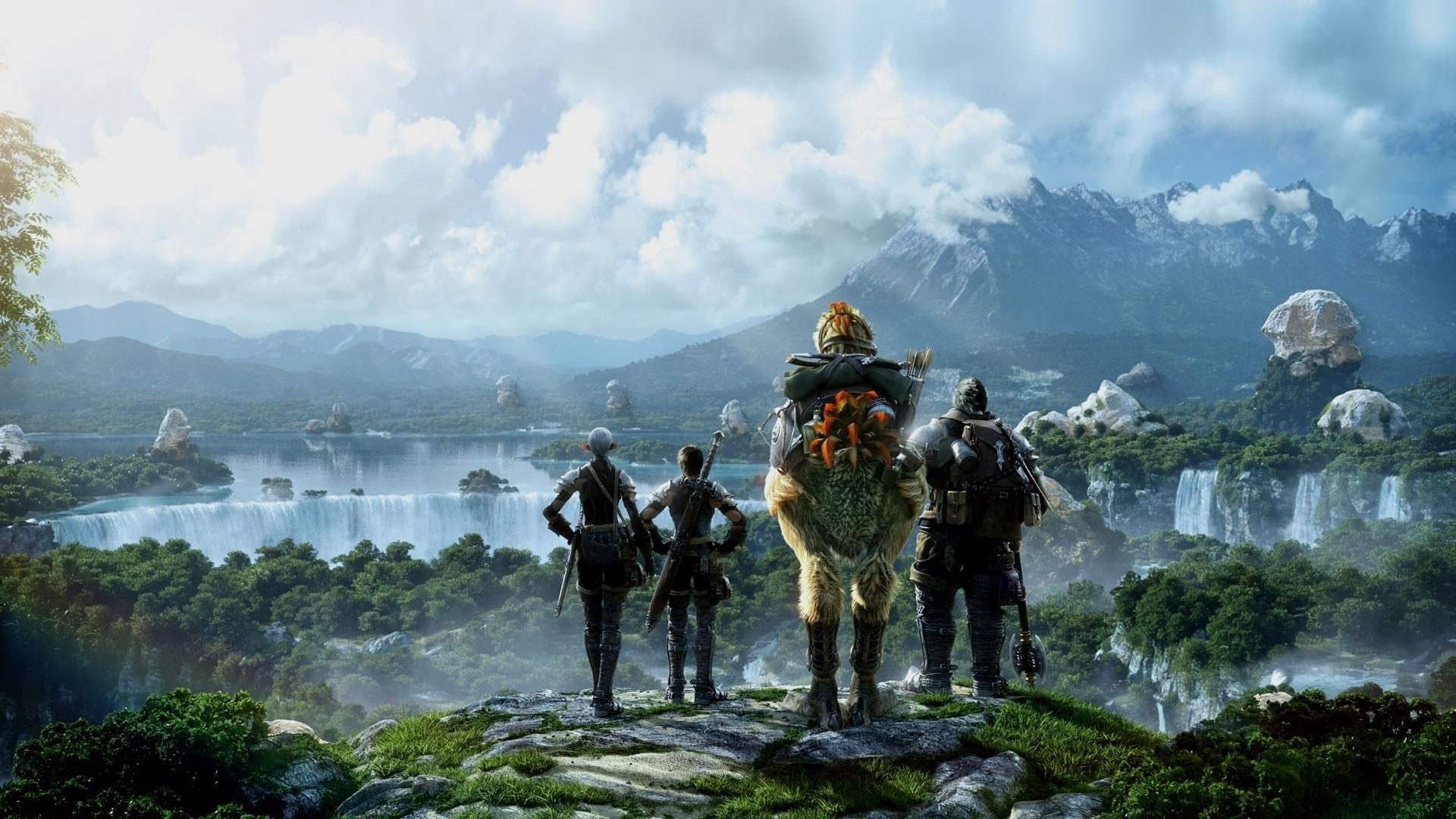 Вышло обновление The Legend Returns для Final Fantasy XIV
