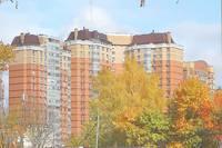 Здания на ул. Удальцова. Фото Морошкина В.В.