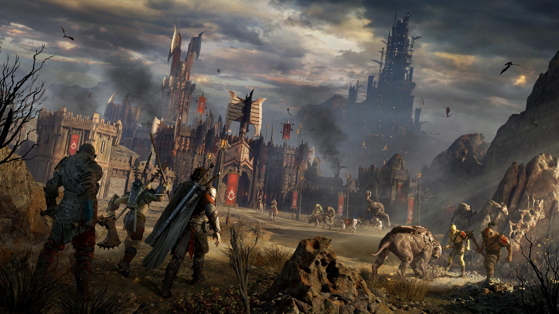 Обзор Middle-earth: Shadow of War — двух одинаковых орков не бывает!
