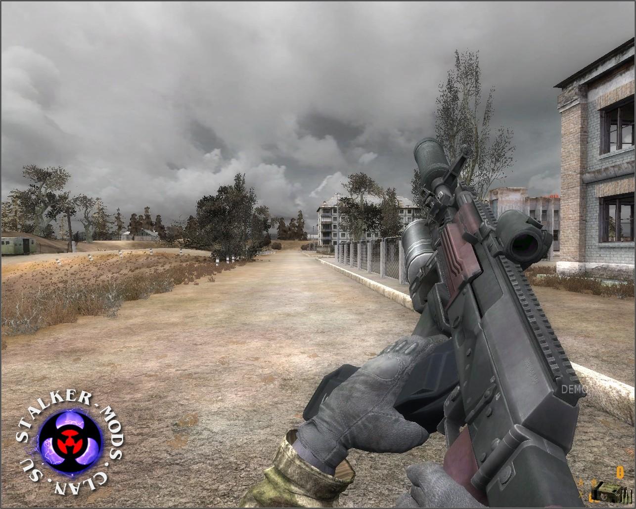 Уникальное оружие 0.1