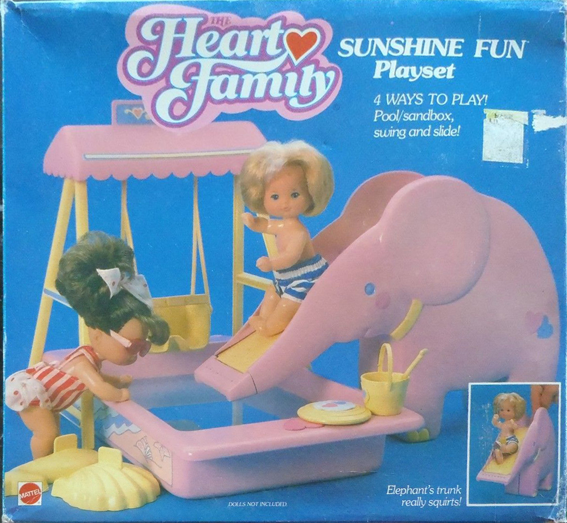 Sunshine fun playset