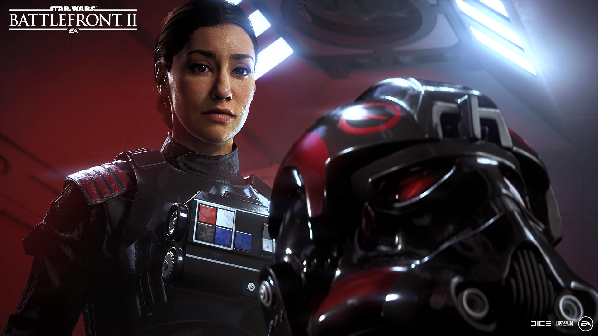 Представлены официальные скриншоты сюжетного режима Star Wars: Battlefront 2