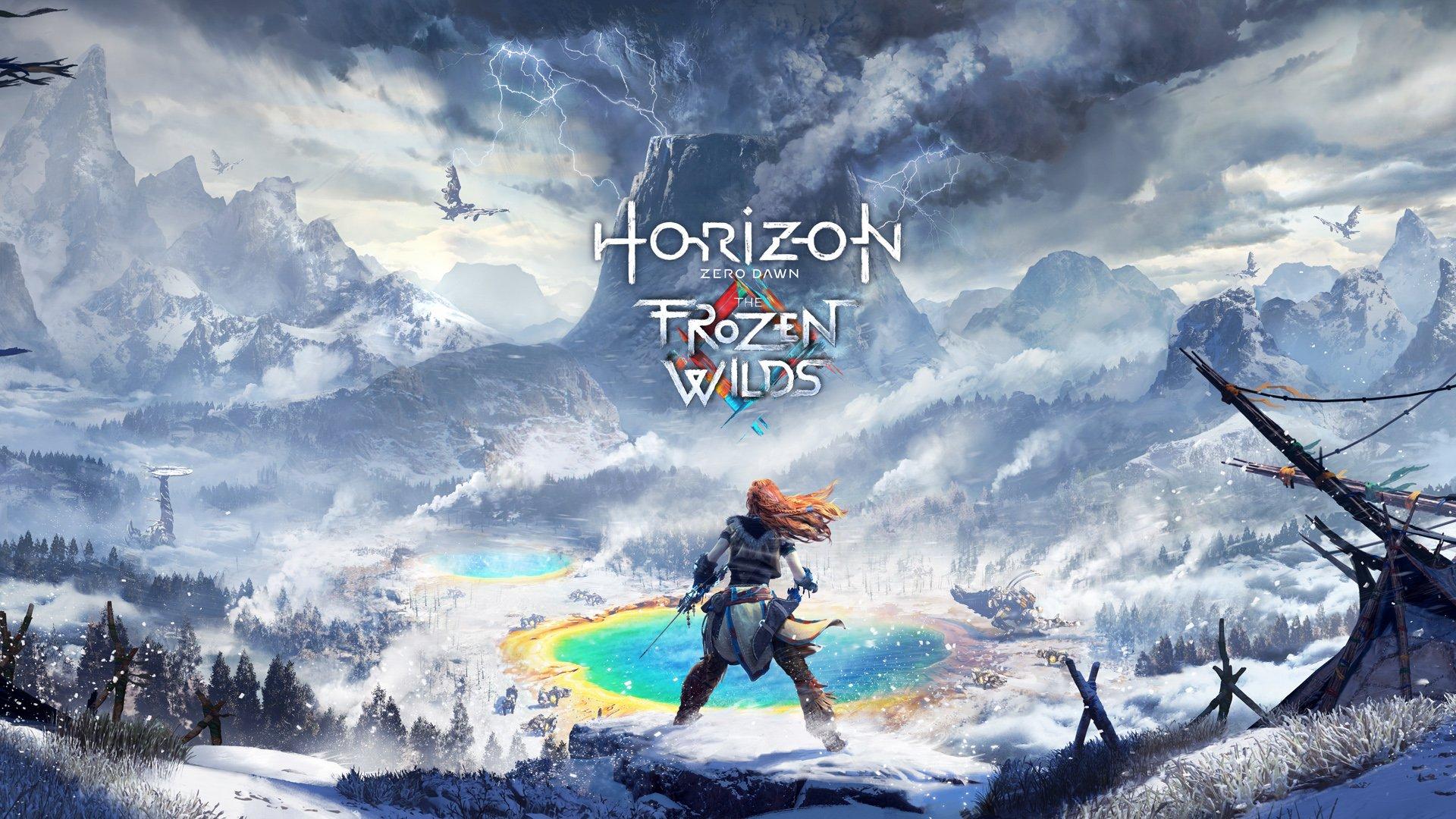 Торговая марка Horizon Zero Dawn — The Frozen Wilds приостановлена патентным бюро США