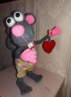 Моя галерея,любимых игрушек-повязушек - Страница 3 19123659_s