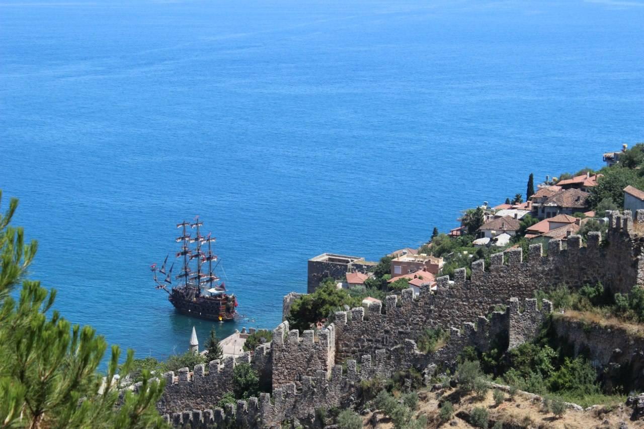 Купить путевку в Турцию