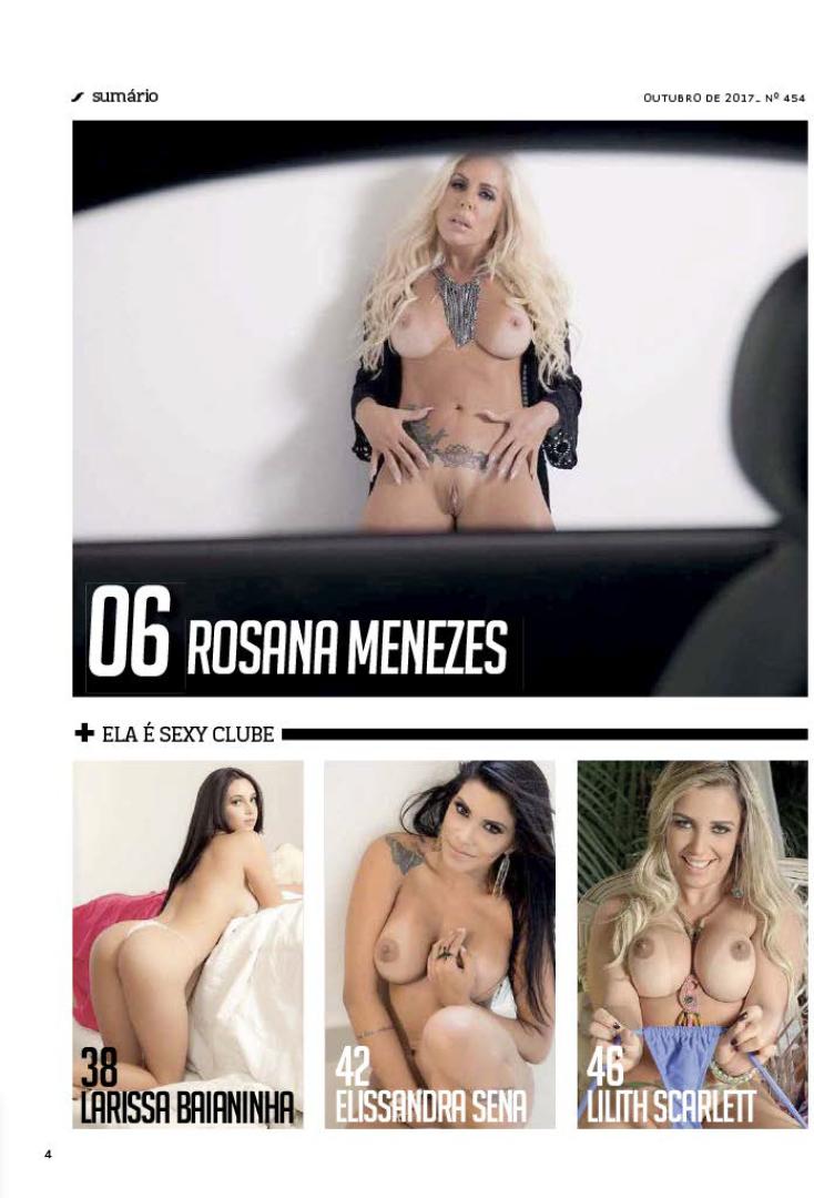 Sexy Magazine [Brazil] №10 2017