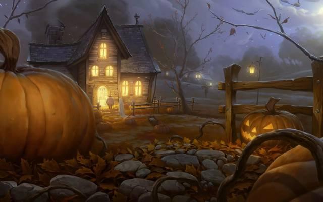 Чародейная Велесова Ночь (с 31 октября на 1 ноября). Рекомендации. - Тридевятое Царство