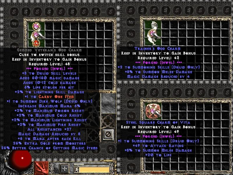 Main skill 100 lvl!