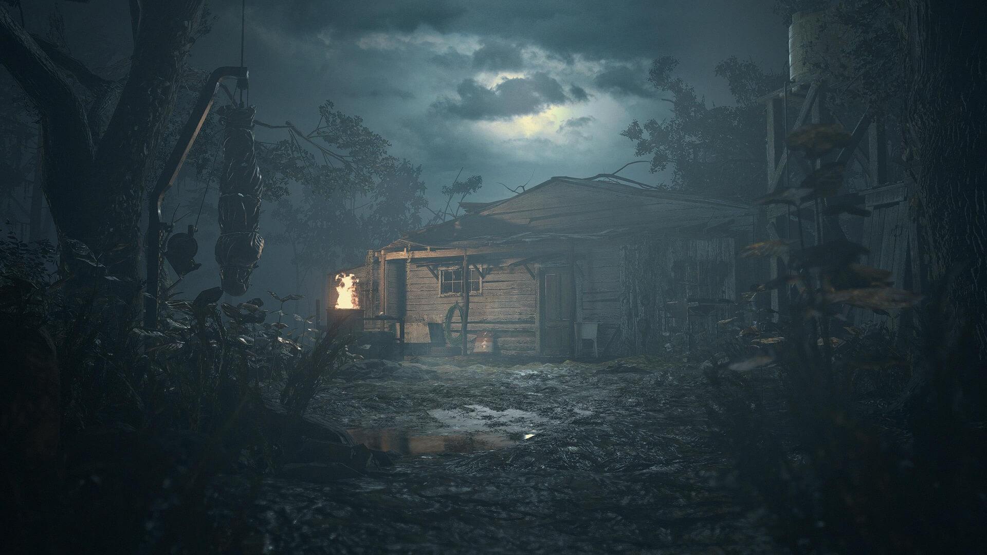 Новый трейлейр DLC Not a Hero для Resident Evil 7