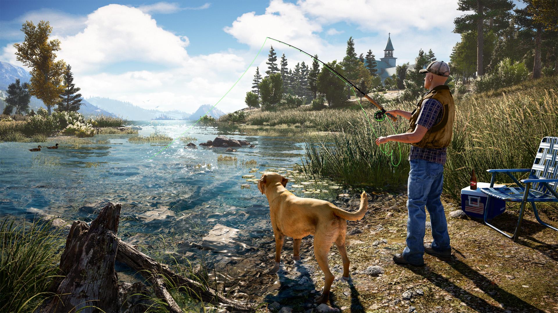 Ubisoft раскрыла детали кооперативного режима в Far Cry 5