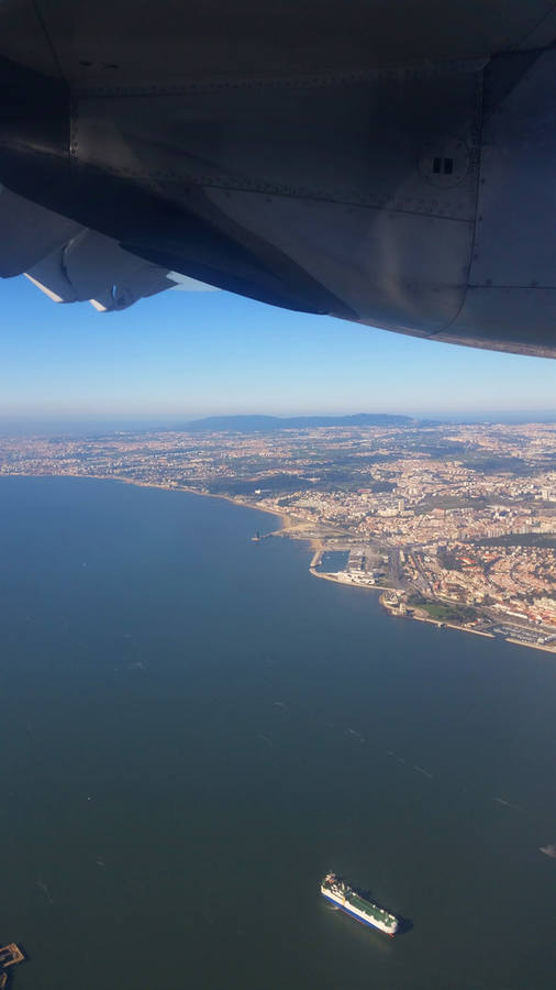Португалия: между небом и океаном. (Январь 2017)