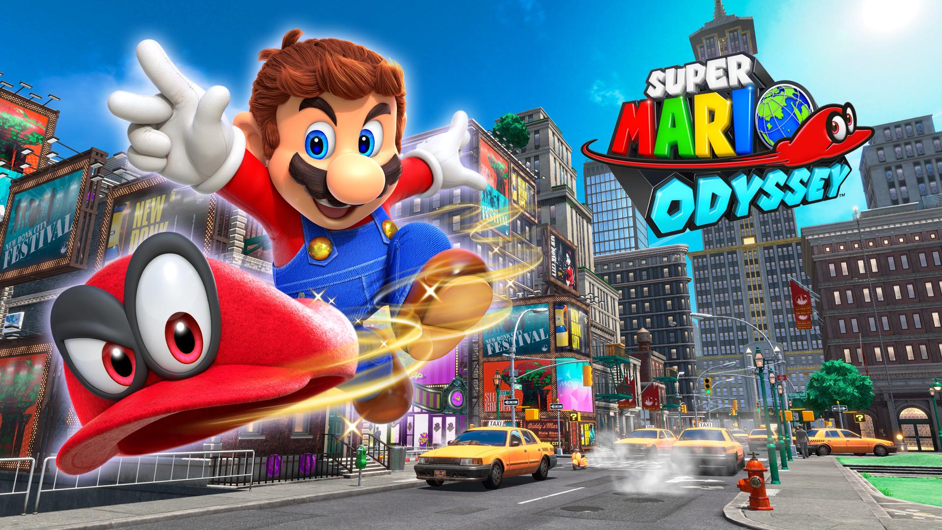 Обзор Super Mario Odyssey — вокруг света на полных парусах