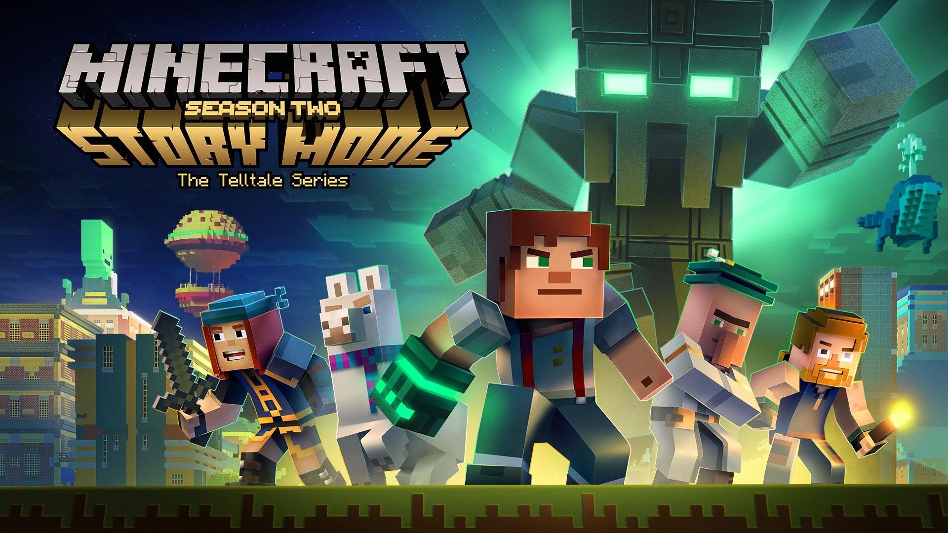 Вышел трейлер четвёртого эпизода Minecraft: Story Mode — Season 2