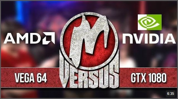 Битва титанов - RX Vega 64 vs. GTX 1080