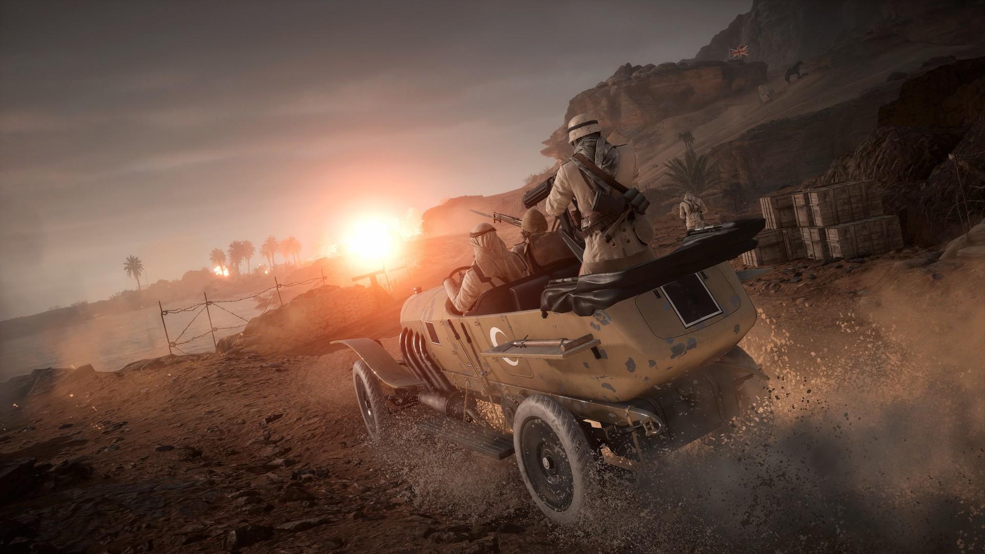 EA: «Новая Battlefield в следующем году будет визуально потрясающей и атмосферной»