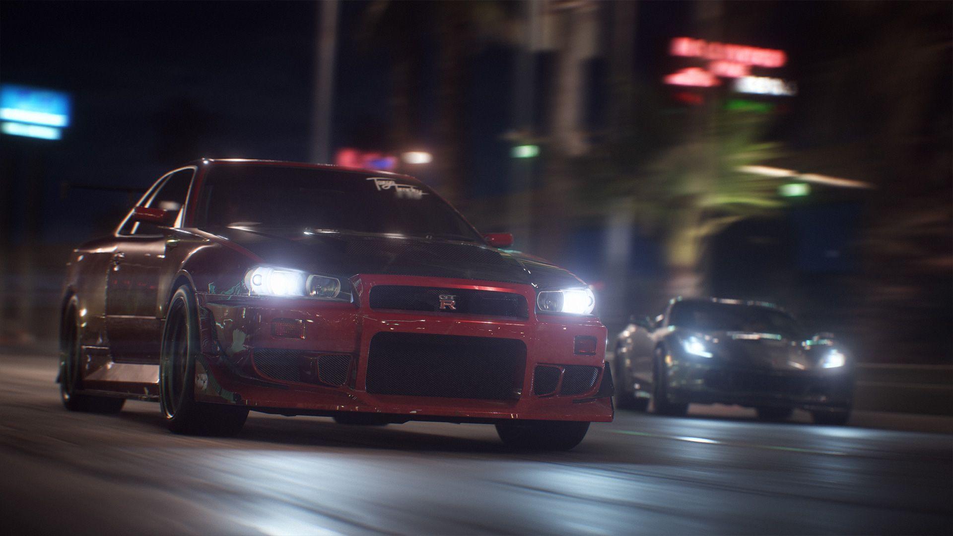 Создатель Need For Speed: Payback объяснил появление лутбоксов в игре