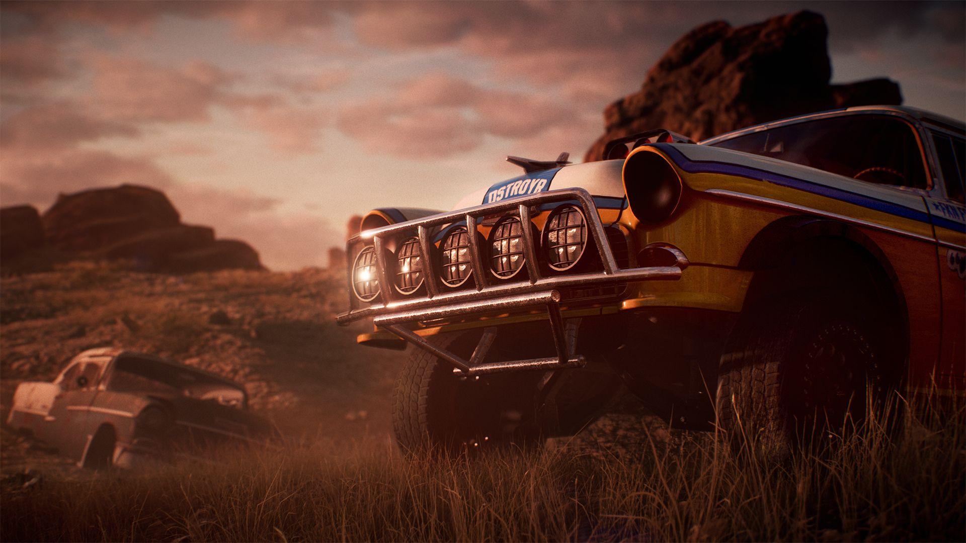 Безбашенные погони по ночному городу и бездорожью — в релизном трейлере Need For Speed Payback