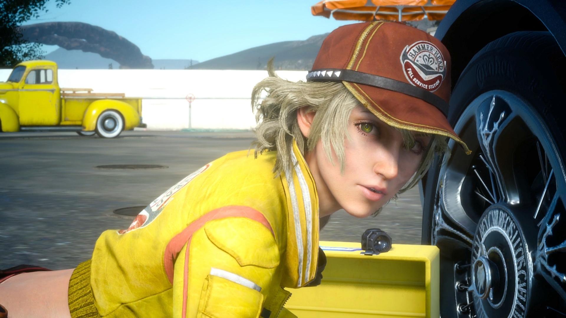 Создатель Final Fantasy XV работает над новой игрой