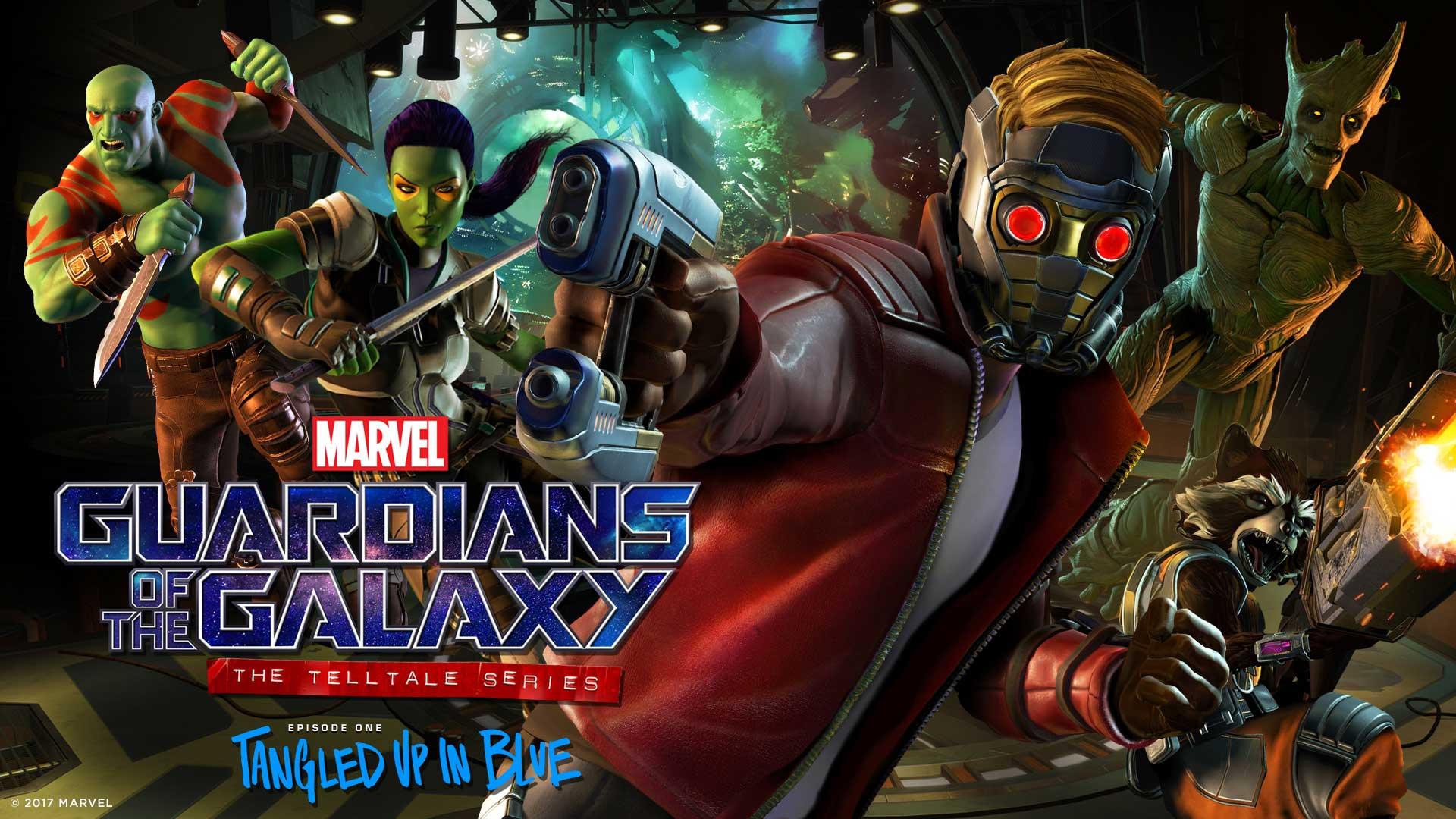 Стала известна дата выхода пятого эпизода Guardians of the Galaxy: The Telltale Series