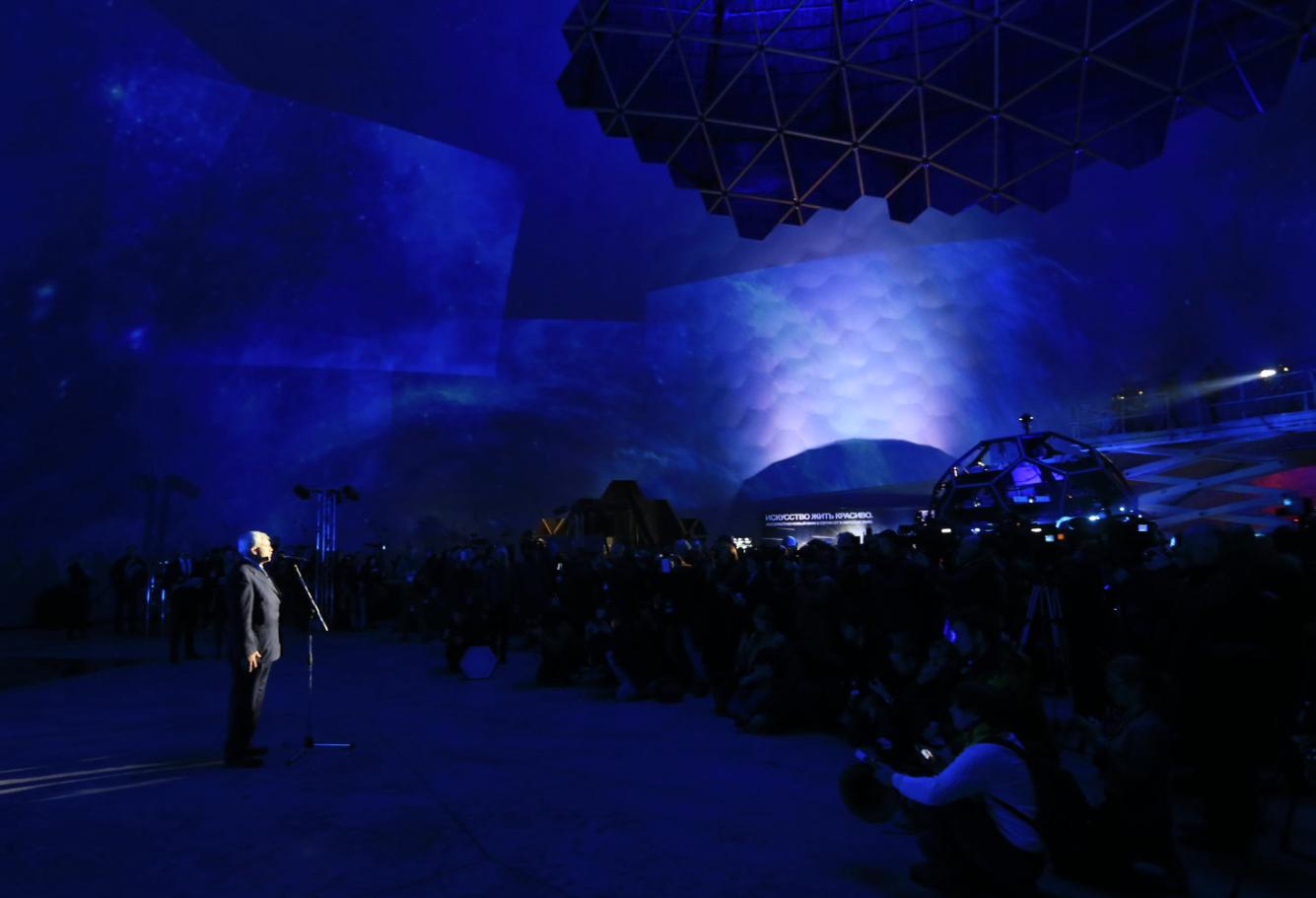 Крупнейший в мире планетарий открылся в Петербурге | Изображение 2