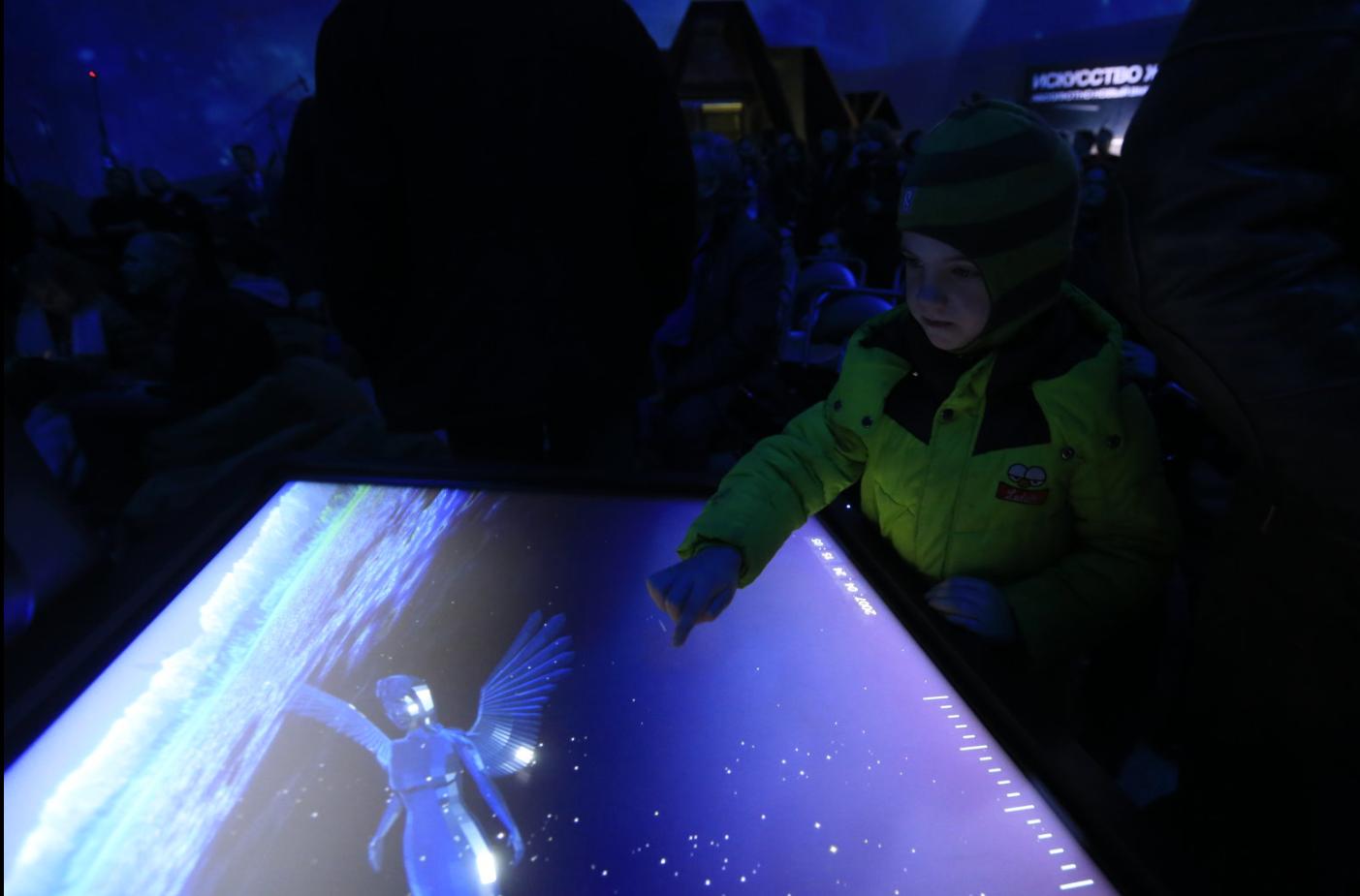 Крупнейший в мире планетарий открылся в Петербурге | Изображение 1