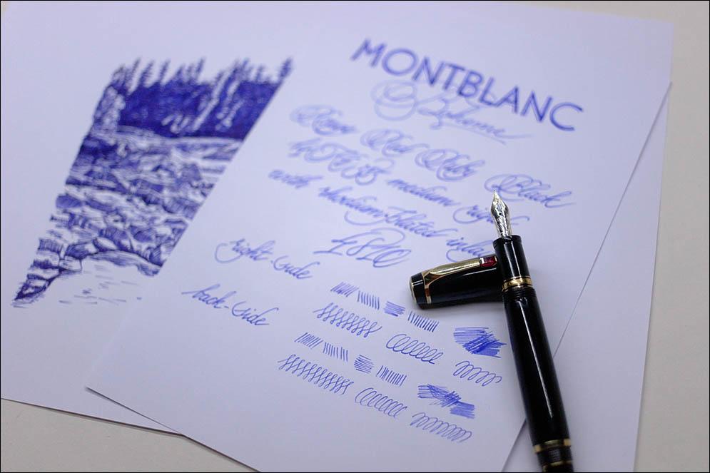 Montblanc Boheme Ruby Black