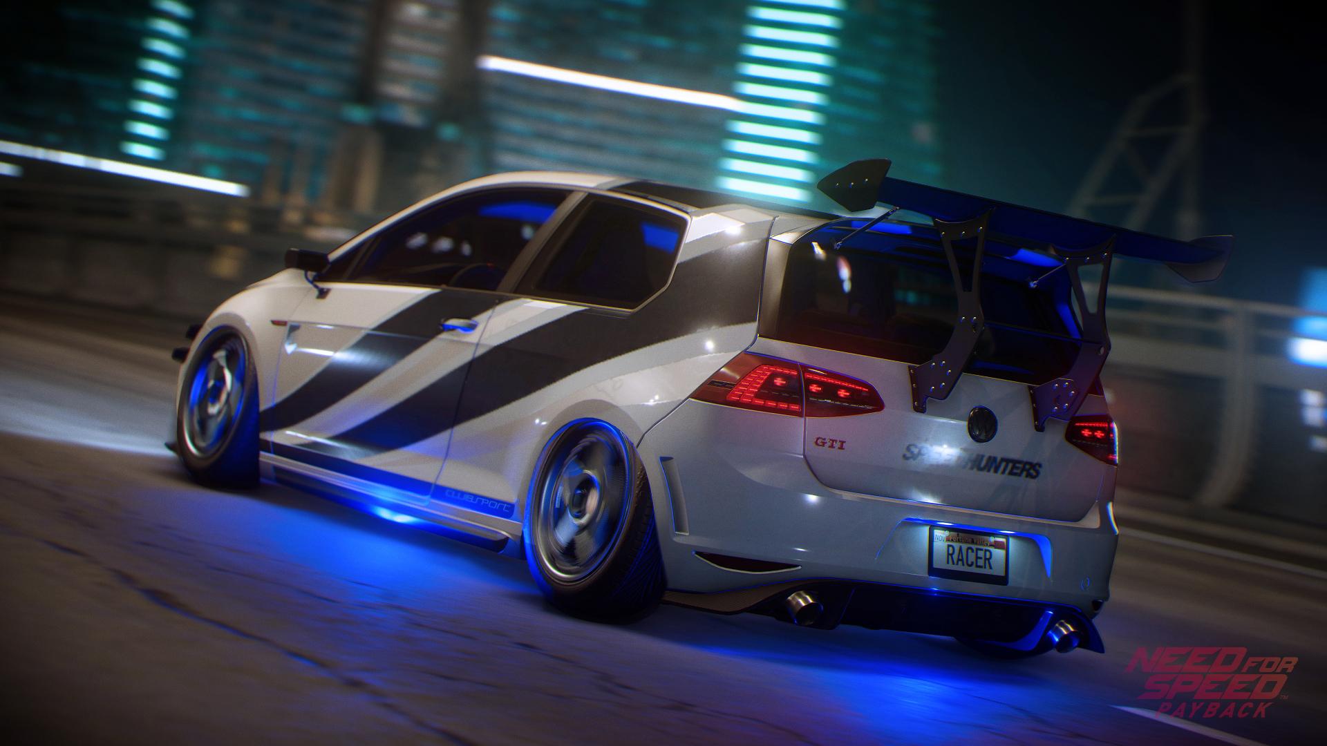 Опубликованы оценки Need for Speed Payback — неплохо