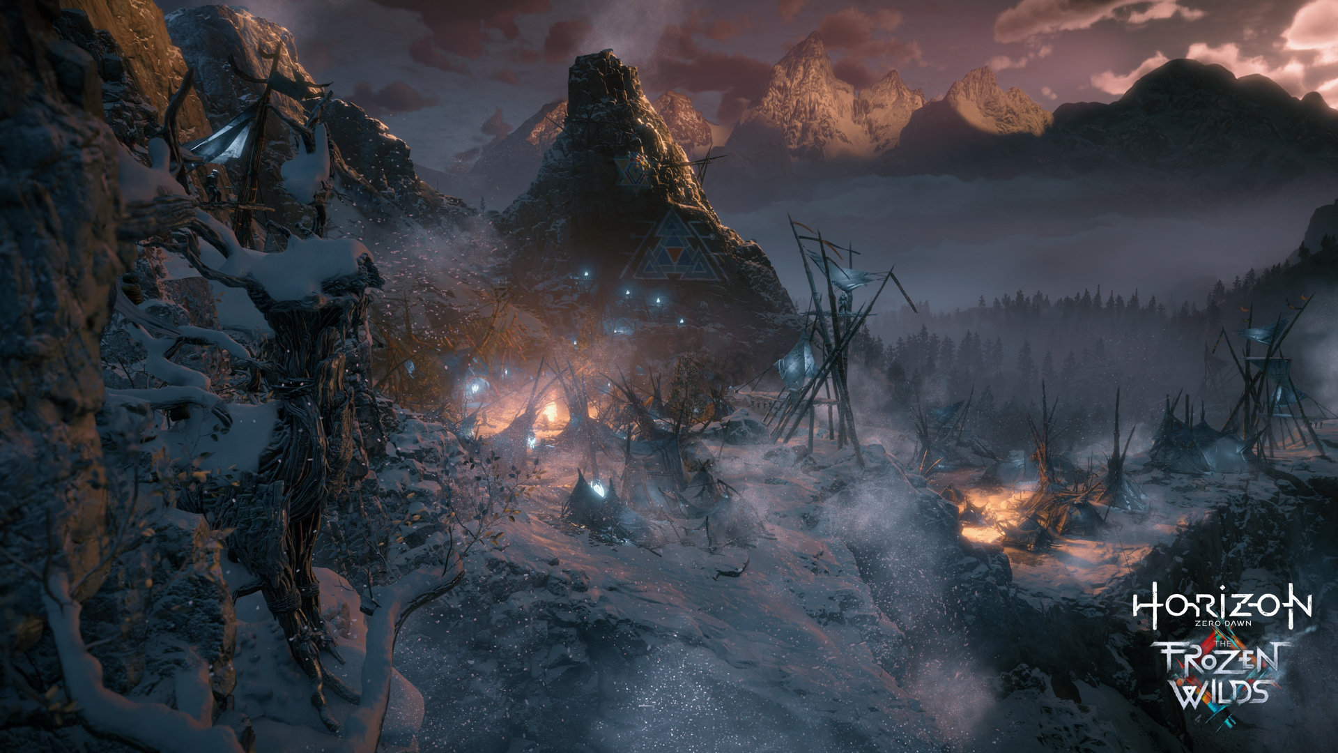 Оценки Horizon Zero Dawn: The Frozen Wilds отлично
