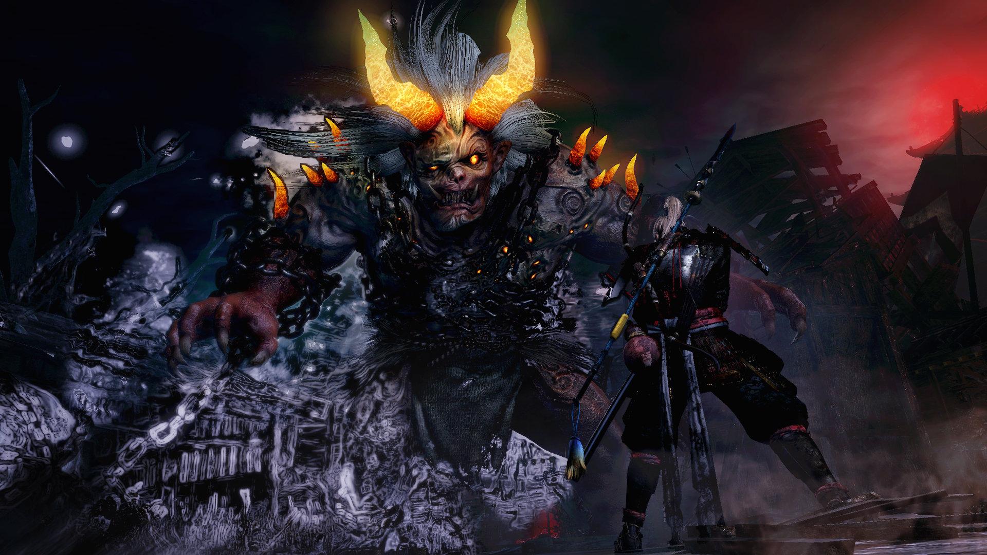 Nioh: Complete Edition на PC взломали в день выхода