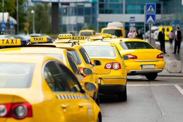 Заказать такси на определенное время