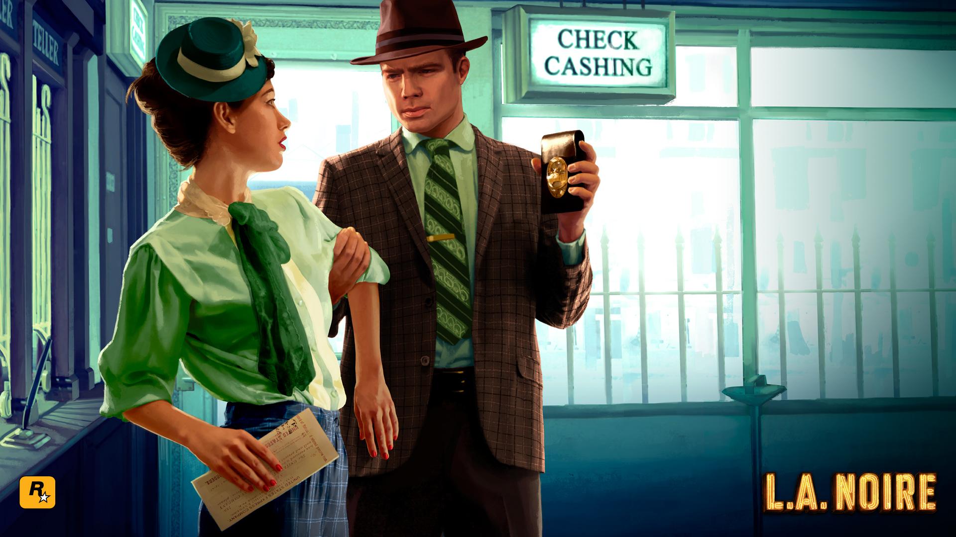 L.A. Noire: The VR Case Files перенесена на декабрь