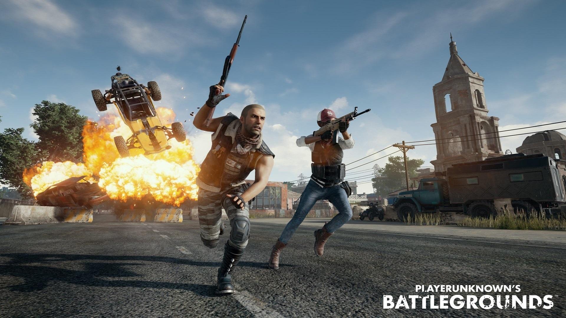 Продажи PlayerUnknown's Battlegrounds превысили 20 миллионов копий