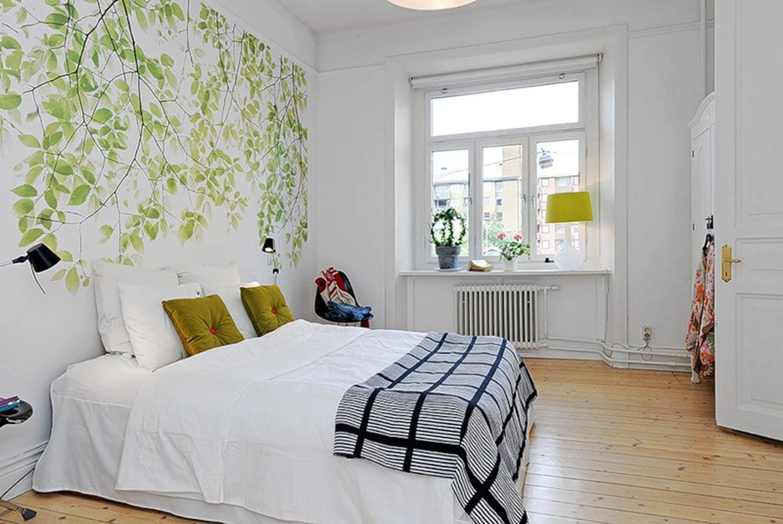 Дизайн маленьких квартиробоями