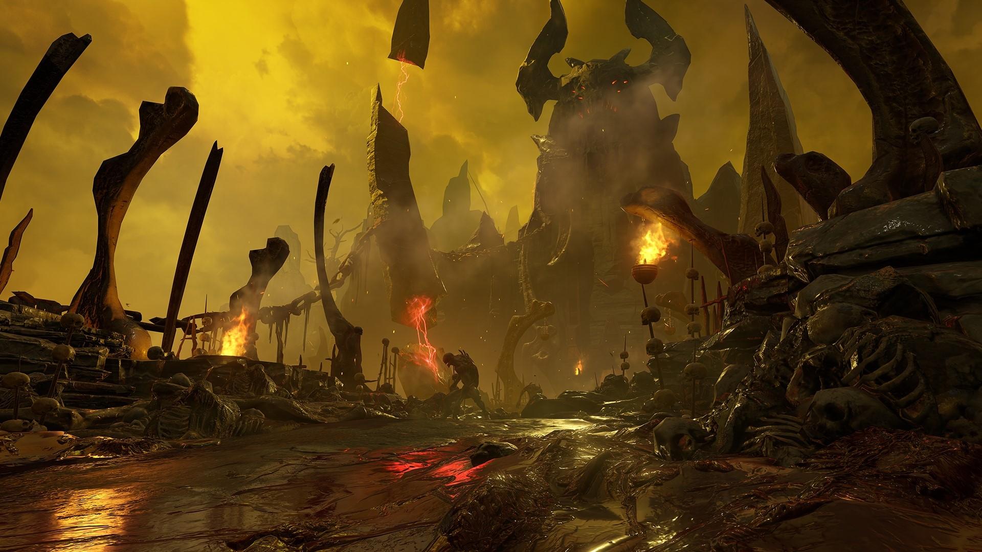Анонсирован шутер Hellbound, вдохновленный Doom, Quake и Duke Nukem 3D