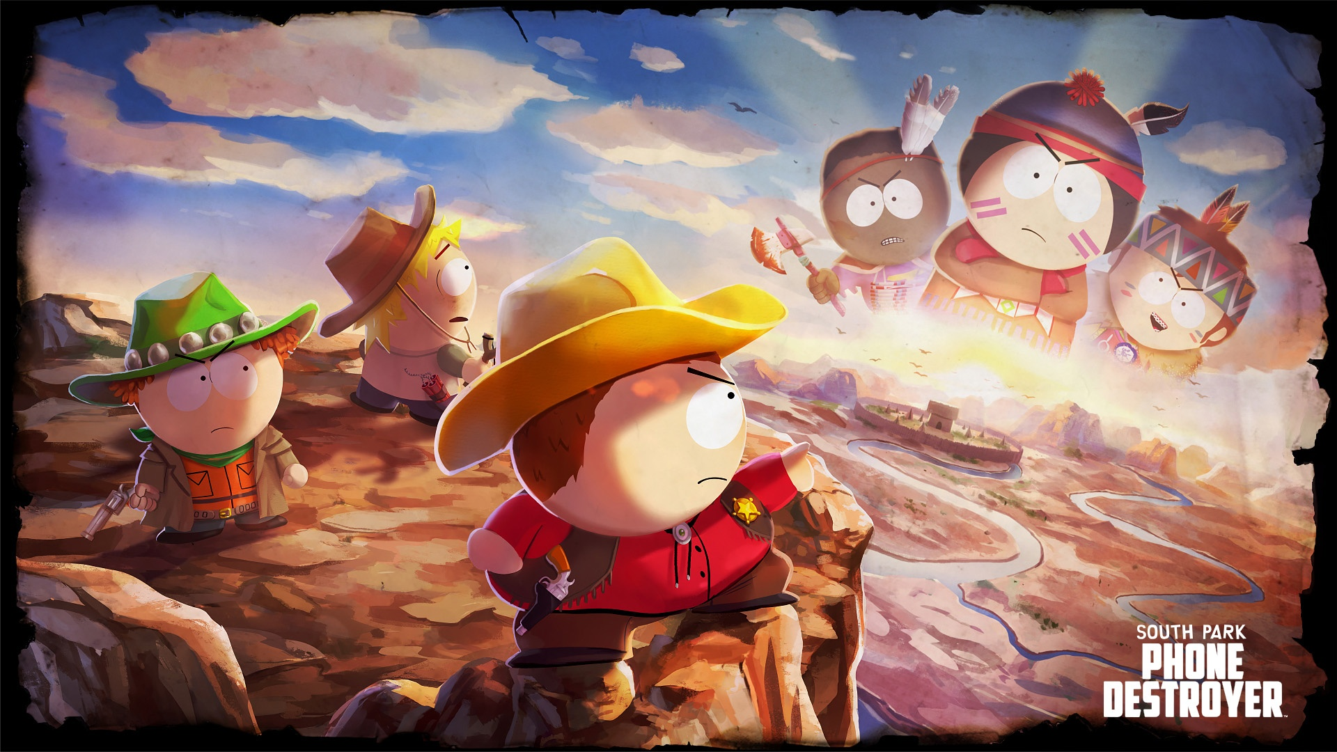 Вышла мобильная South Park: Phone Destroyer. Опубликован релизный трейлер