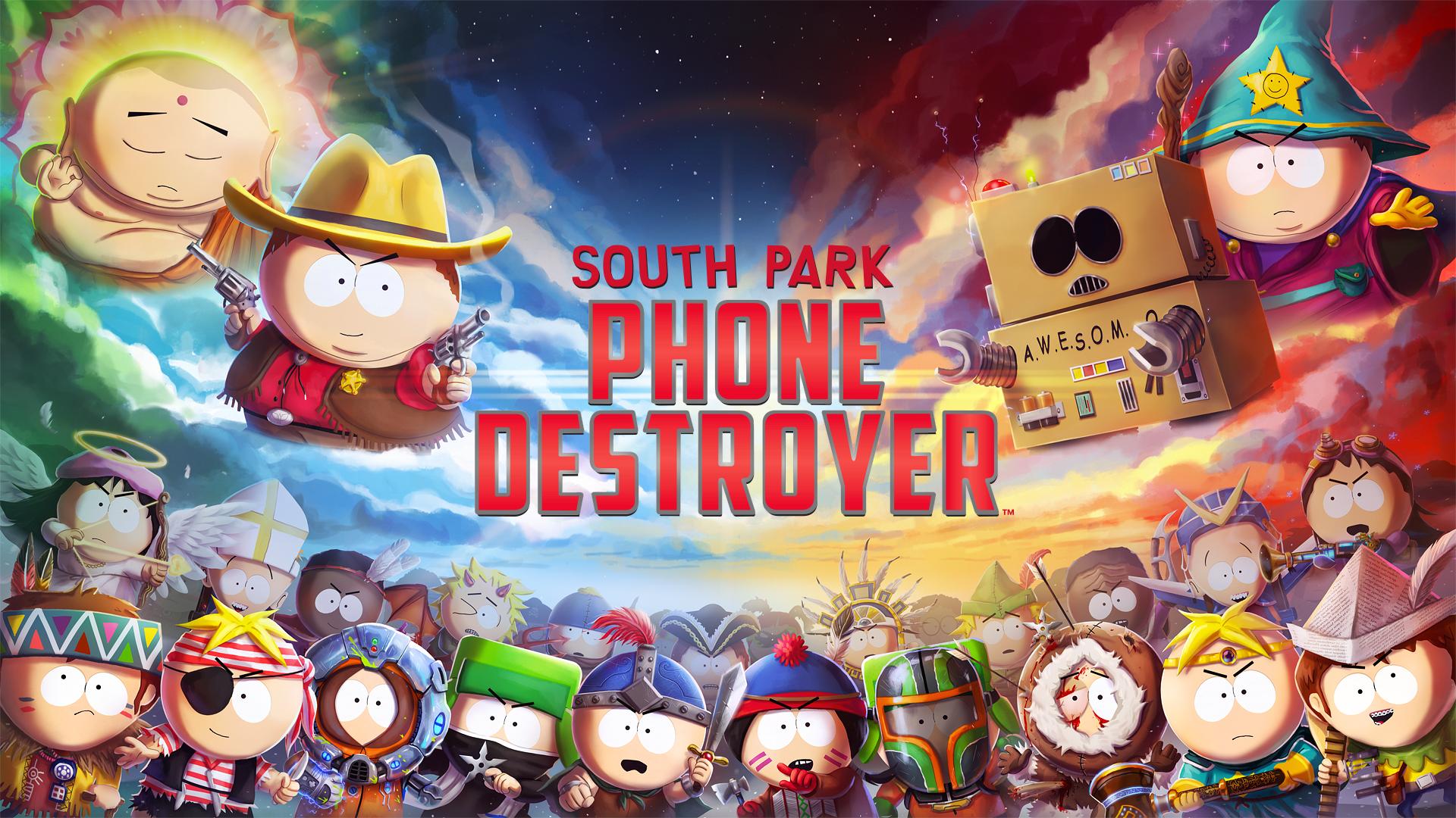 Новая игра South Park: Phone Destroyer предупреждает о миктротранзакциях