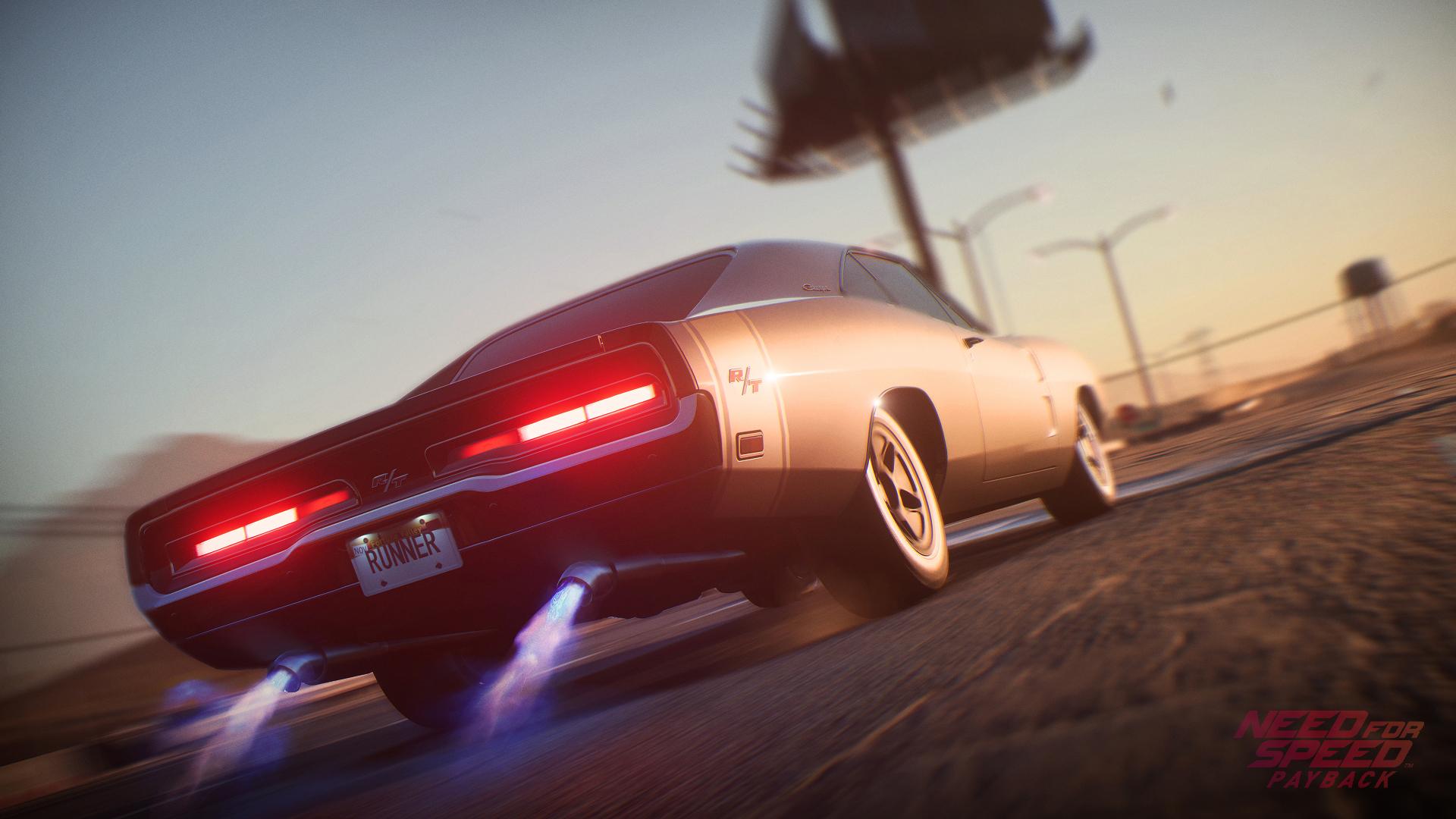 Состоялся выход Need for Speed Payback