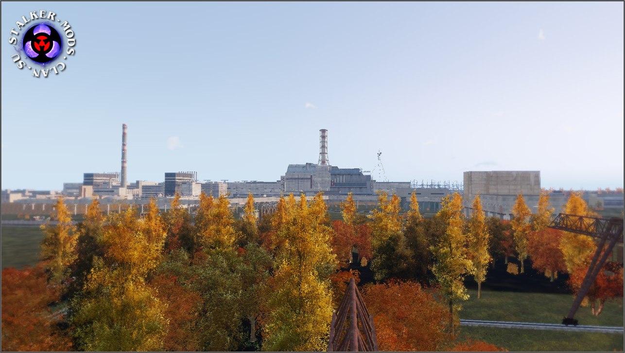 Карта Чернобыльская зона для ARMA 3 0.47 beta