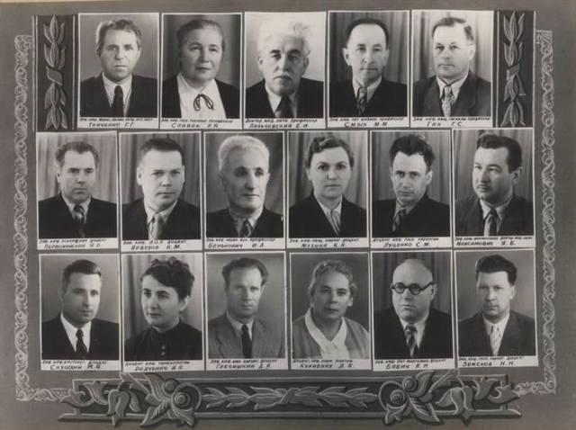 ВЫПУСК 1962 Вечерний