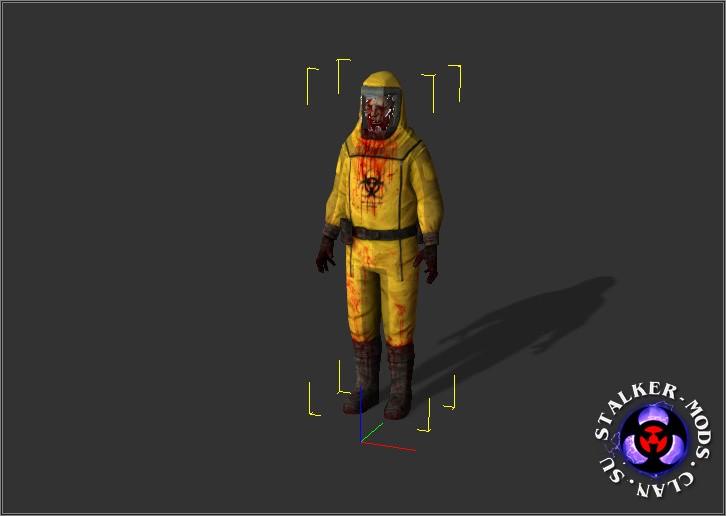 Зомби - ученый