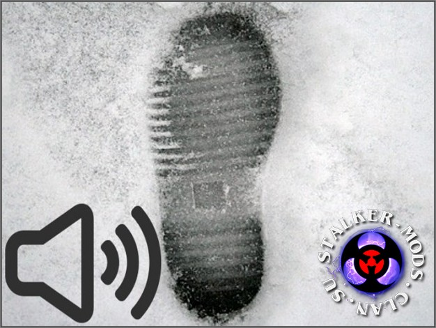 Better snow footstep sounds